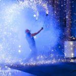 10 Jahre Die ultimative Chart Show - Feuerkünstler Saraph