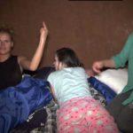 Wild Girls - Bettgehzeit in der Hütte