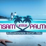 RTL Programm - Einsam unter Palmen