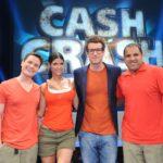 Cash Crash - VIP Edition - Rocco Stark, Micaela Schäfer und Ailton