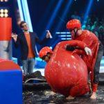 Cash Crash - VIP Edition - Spiel Bimbes-Blase mit Rocco Stark und Ailton