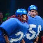 Cash Crash - VIP Edition - Spiel Fiskal-Football mit Fiona Erdmann und Patrick Nuo