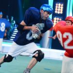 Cash Crash - VIP Edition - Spiel Fiskal-Football mit Joey Heindle und Rocco Stark