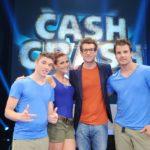 Cash Crash - VIP Edition - Joey Heindle, Fiona Erdmann und Patrick Nuo