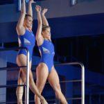 Die Pool Champions Finale - Magdalena Brzeska und Heike Fischer