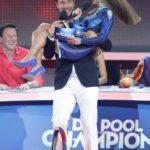 Die Pool Champions Finale - Nazan Eckes und Marco Schreyl