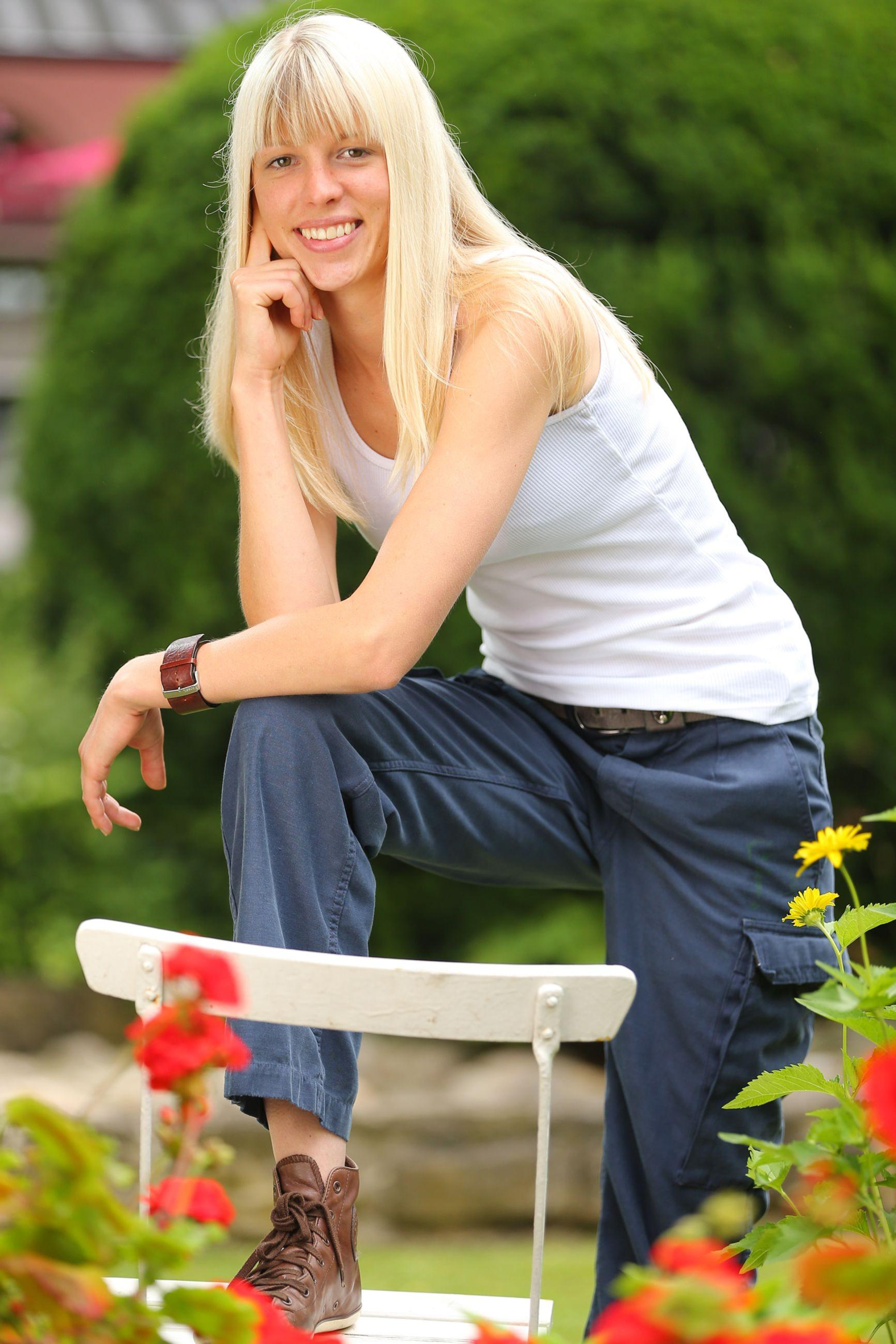 Bauer sucht Frau 2013 - Lena