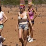 Wild Girls - Folge 3 - Wasserflasche auf dem Kopf balancieren