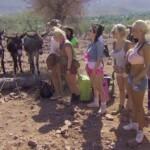 Wüstencamp 2013 - Folge 4 - Die Mädels auf dem Weg ins neue Camp