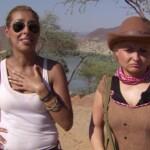 Wüstencamp 2013 - Folge 4 - Miriam Balcerek und Senna Gammour