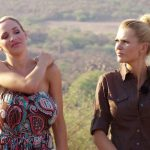 Wüstencamp 2013 - Folge 4 - Jordan Carver und Barbara Engel