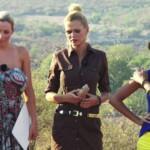 Wüstencamp 2013 - Folge 4 - Barbara Engel und Jordan Carver