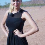 Wüstencamp 2013 - Finale - Sara Kulka gewinnt den Goldenen High Heel
