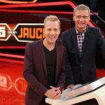 5 gegen Jauch - Prominentenspecial  - Günther Jauch und Oliver Pocher