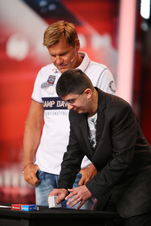 Das Supertalent 2013 - Folge 1 - Bülent Ayaz und Dieter Bohlen
