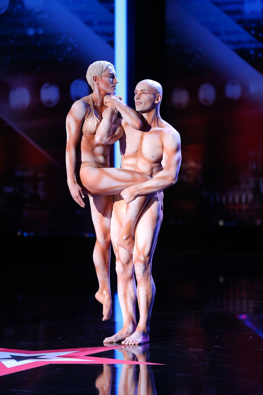 Das Supertalent 2013 - Folge 1 - Richard Jecsmen und Yana Semilet
