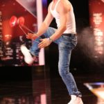 Das Supertalent 2013 - Folge 1 - Adrian Mathias