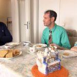Schwiegertochter gesucht 2013 - Folge 6 - Jan mit Mutter Edith und Vera Int-Veen