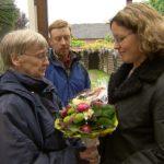 Schwiegertochter gesucht 2013 - Folge 6 - Akki und Mutter Waltraud verabschieden sich von Nadine