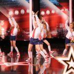 Das Supertalent 2013 - Folge 5 - Alisa Schätz mit ihrer Tanzgruppe Feet Back