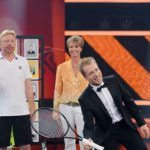Becker gegen Pocher - Spiel Bum-Bum-Bälle