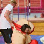 Becker gegen Pocher - Lilly Becker beim Spiel Fettes Quiz