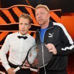 Becker gegen Pocher - Oliver Pocher und Boris Becker duellieren sich