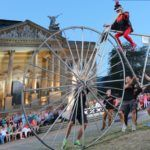 Das Supertalent 2013 - Folge 5 - Didi Senft auf Höhenrad