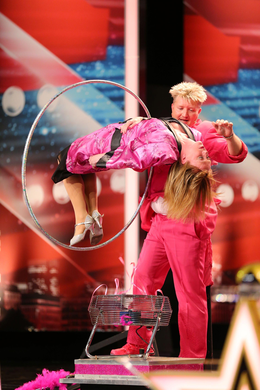 Das Supertalent 2013 - Folge 5 - Stevie Pink