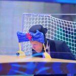 Becker gegen Pocher - Oliver Pocher beim Spiel Klatschkopf
