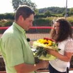 Bauer sucht Frau 2013 - Folge 2 - Guy holt Victoria vom Bahnhof ab