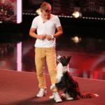 Das Supertalent 2013 - Folge 6 - Lukas Pratschker mit Hund Falco aus Wien
