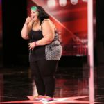 Das Supertalent 2013 - Folge 9 - Cindy Lorraine Mohammadizadeh aus Magdeburg