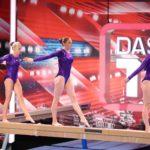 Das Supertalent 2013 - Folge 9 - Josie Bauer mit Gym-United