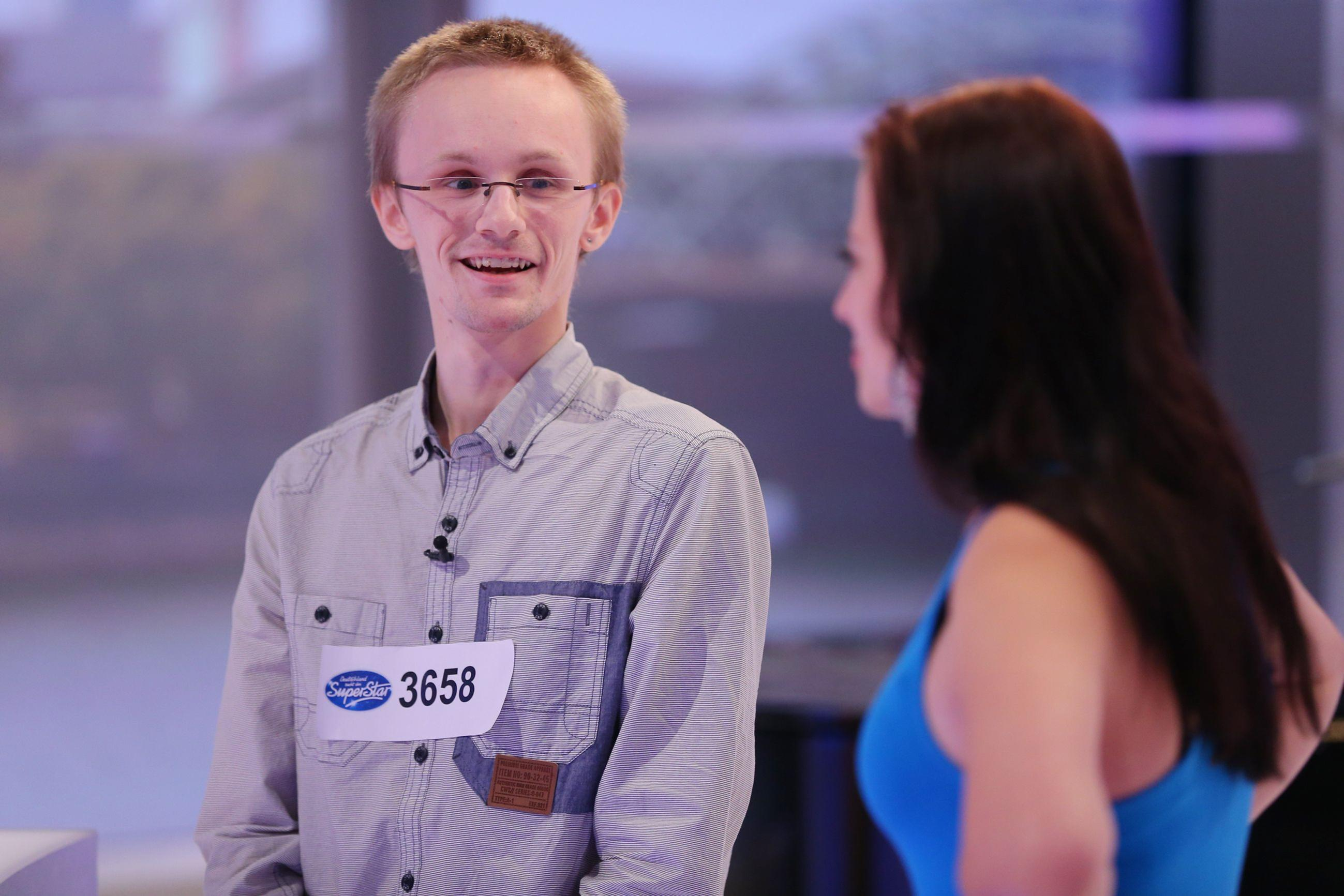 DSDS 2014 - Thilo Schlumberger