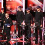 Das Supertalent 2013 - Halbfinale I - Lukas Haas mit Stickstoff