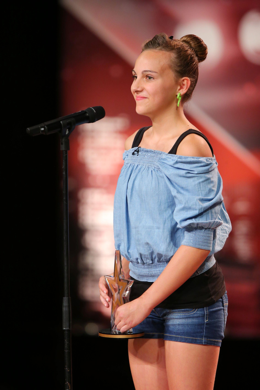 Das Supertalent 2013 - Halbfinale I - Sophie Schwerthöffer