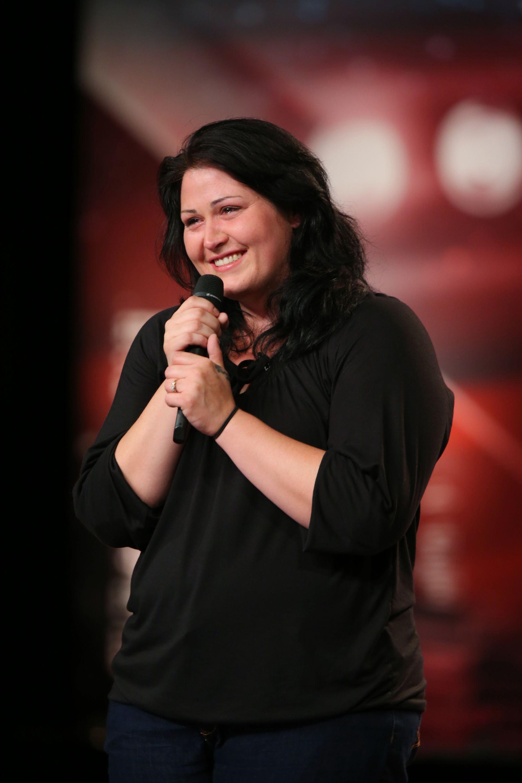 Das Supertalent 2013 - Halbfinale I - Lilianne Schreiber