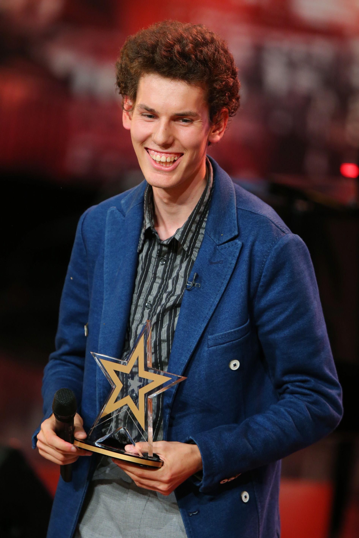 Das Supertalent 2013 - Halbfinale I - Thomas Krüger
