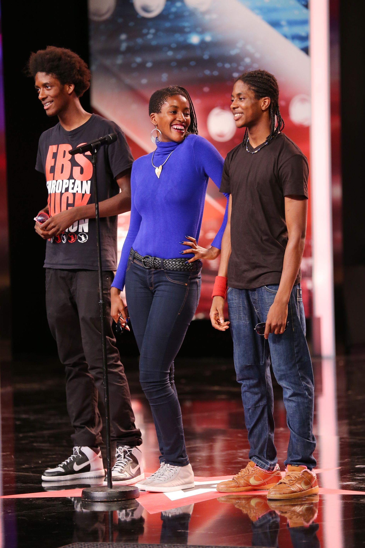 Das Supertalent 2013 - Halbfinale I - Mejeh Black