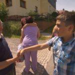 Bauer sucht Frau 2013 - Folge 7 - Steffen, Nicole mit Sohn Dominik