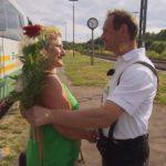 "Bauer sucht Frau 2013 - Folge 7 - Markus ""Muck"" holt Monika ab"