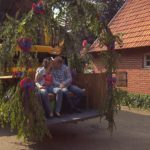 Bauer sucht Frau 2013 - Folge 7 - Christian holt Elke ab