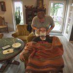 Bauer sucht Frau 2013 - Folge 7 - Michael und Micha mit Gurkenmaske
