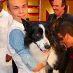Das Supertalent 2013 - Finale - Lukas Pratschker mit Hund Falco