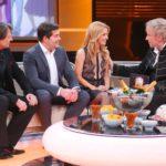 30 Jahre RTL - Wolfgang Bahro, Daniel Fehlow und Susan Sideropoulos