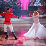 """Let""""s Dance - Let""""s Christmas - Show 1 - Manuel Cortez und Oana Nechiti"""