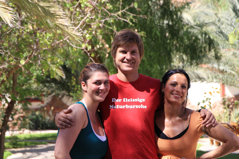 Einsam unter Palmen - Folge 2 - Marko, Ute und Angela