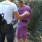 Dschungelcamp 2014 - Tag 1 - Michael Wendler und Corinna Drews