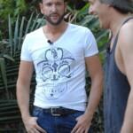 Dschungelcamp 2014 - Tag 1 - Michael Wendler und Marco Angelini